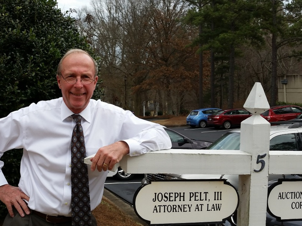 About Joseph Pelt III, Attorney at Law